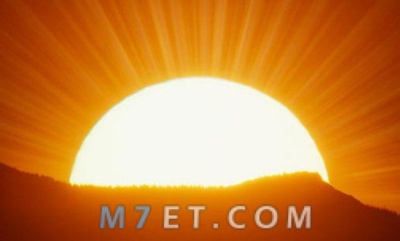 تفسير رؤية الشمس في المنام للعزباء