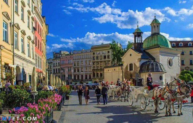 ما هي عاصمة بولندا؟