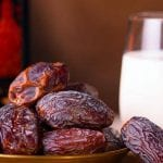 نظام غذائي صحي في رمضان بالجدول