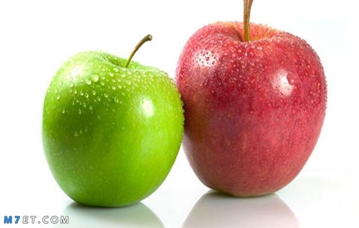 تفسير رؤية التفاح في الحلم لابن سيرين