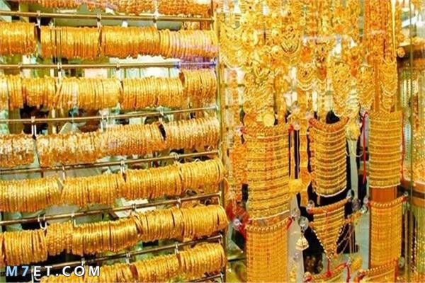 سعر صرف الذهب في سوريا لحظة بلحظة