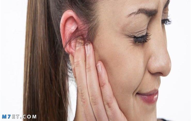 علاج التهاب الأذن بالأعشاب
