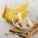 فوائد الموز للبشرة الدهنية