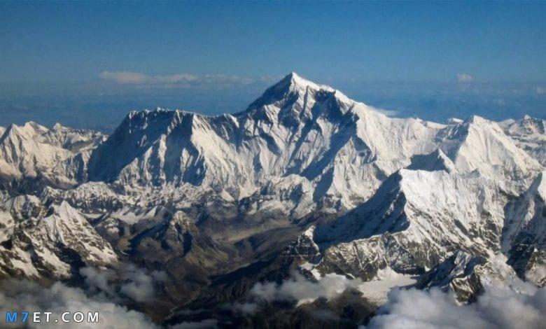 ما هو أعلى جبل في العالم