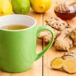 جميع فوائد الزنجبيل المطحون مع الليمون