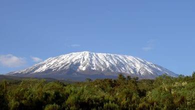 Photo of أعلى جبل في إفريقيا