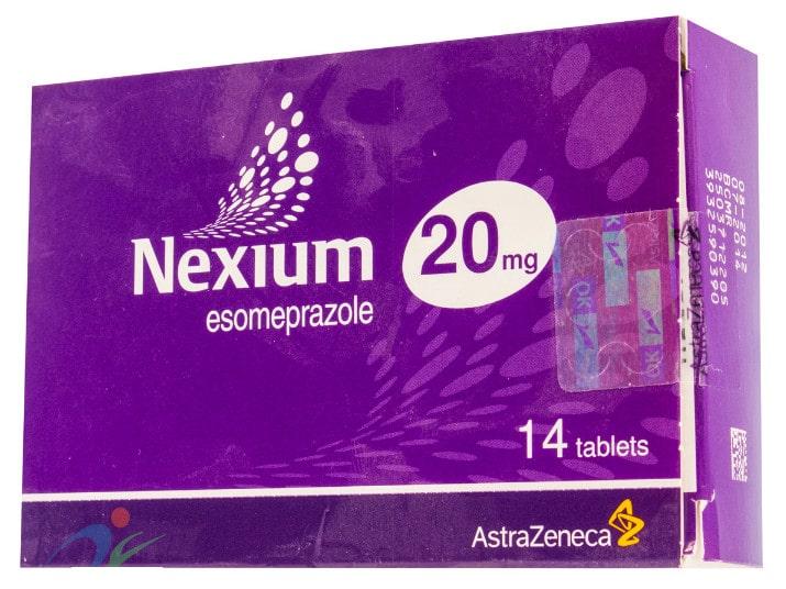 حبوب نكسيوم لعلاج مرض الحموضة