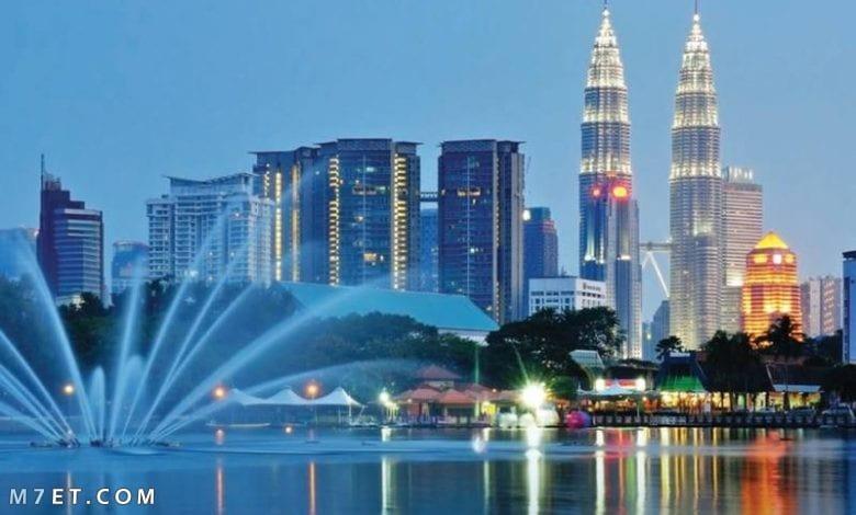 السياحة في ماليزيا ومدنها