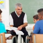 حكم المشاهير عن المعلم