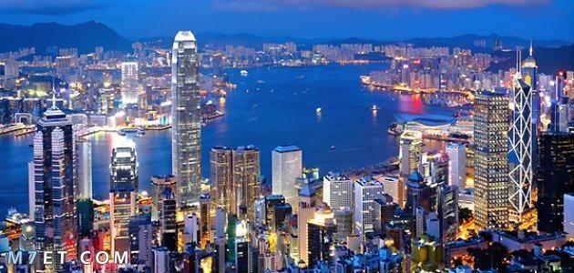 اين تقع هونج كونج والمعالم السياحية بها