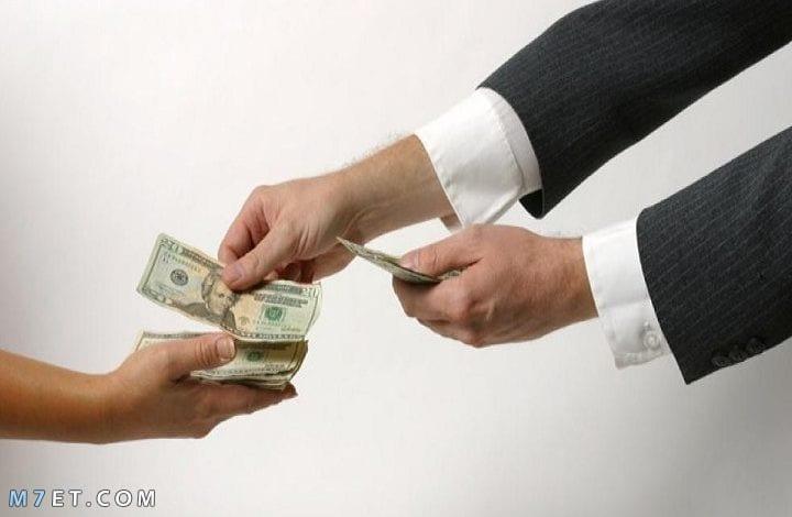 تفسير رؤية اخذ المال في المنام