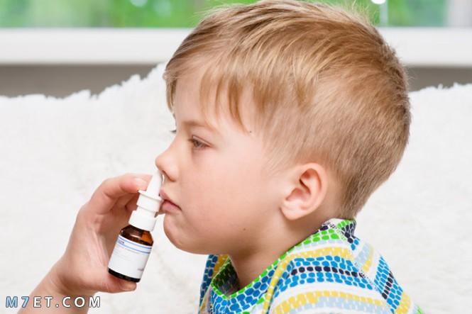 علاج حساسية الانف