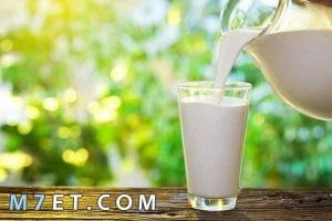 فوائد الحليب الجمالية والصحية للجسم