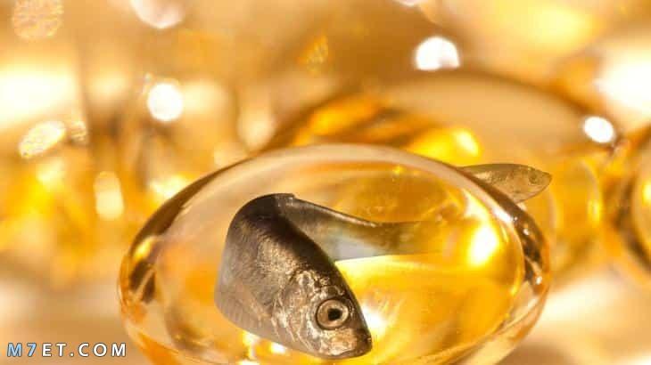 فوائد زيت السمك للشعر