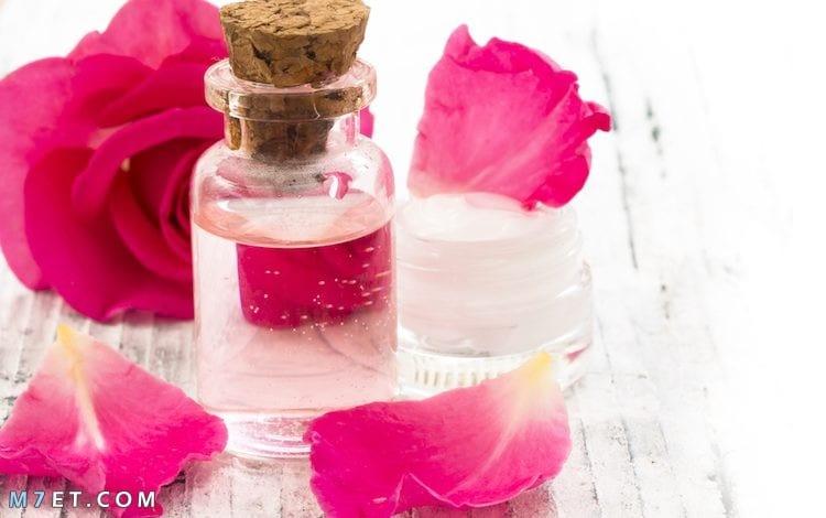 أهم فوائد ماء الورد للبشرة