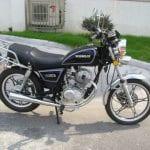 دراجة نارية سوزوكي gn 125