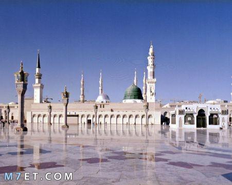 تفسير المسجد النبوي في المنام