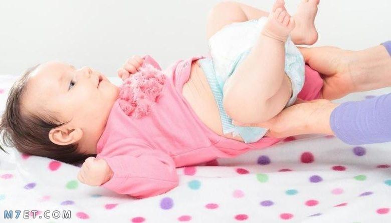 كيفية معالجة الإسهال عند الأطفال