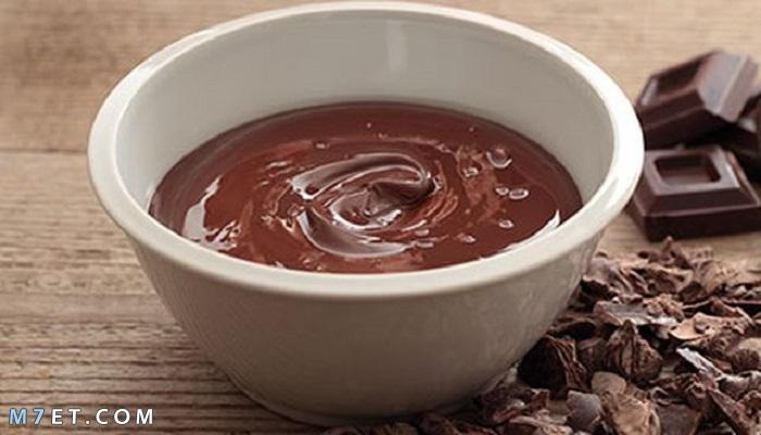 طريقة عمل جناش الشوكولاتة بالكاكاو