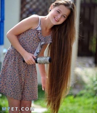 خلطة زيوت لتطويل الشعر وتكثيفه وتنعيمه