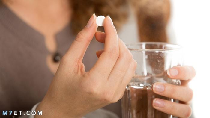 حبوب البروجسترون لتثبيت الحمل