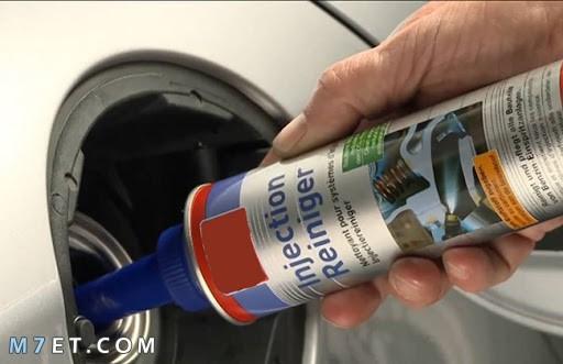 كيفية تنظيف صفاية البنزين