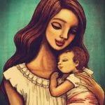إذاعة مدرسية عن الأم