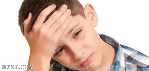 اسباب الصداع في الجبهه عند الاطفال