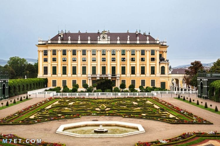 أهم الاماكن السياحية في فيينا