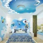 ديكورات غرف نوم اطفال بتصاميم مميزة