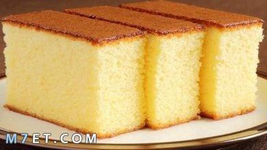 Photo of مكونات الكيكة العادية من المنزل