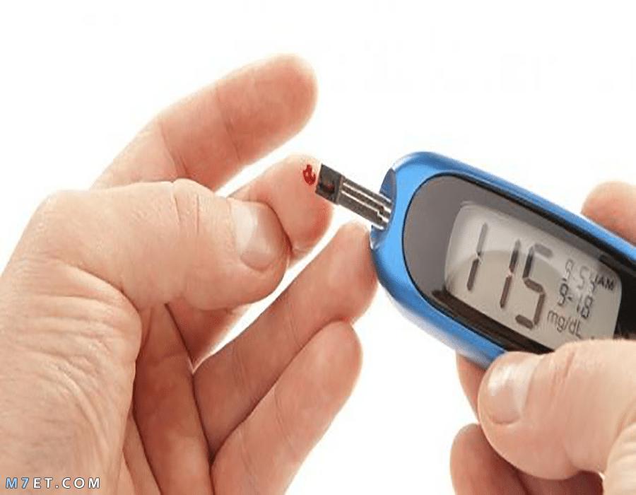اعراض مرض السكر