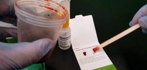 ما هو سبب خروج دم مع البراز مع الم اسفل الظهر وهل له علاج