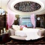 ديكورات غرف نوم للعرسان جديد 2021