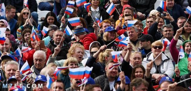 كم يبلغ عدد سكان روسيا ولماذا يتراجع عدد سكانها بشكل مخيف