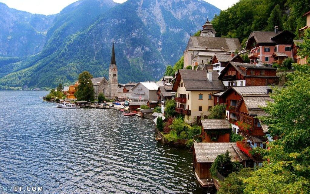 أهم الاماكن السياحية في النمسا