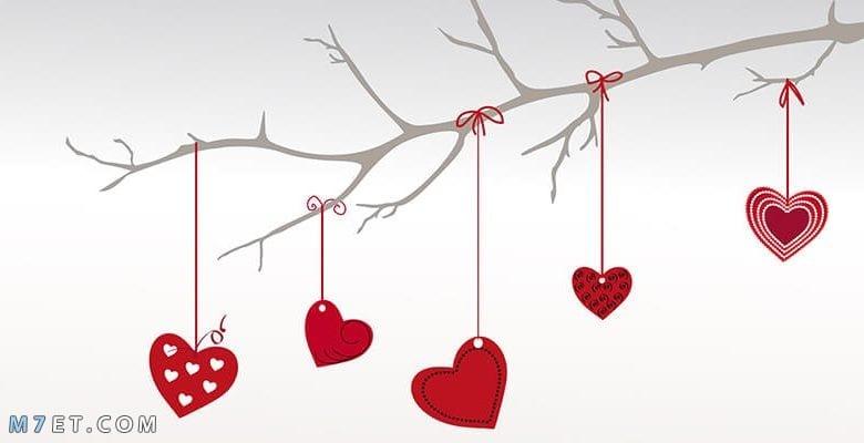 أجمل كلام حب رومانسي قصير