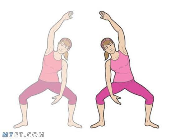 تمارين رياضة لحرق الدهون