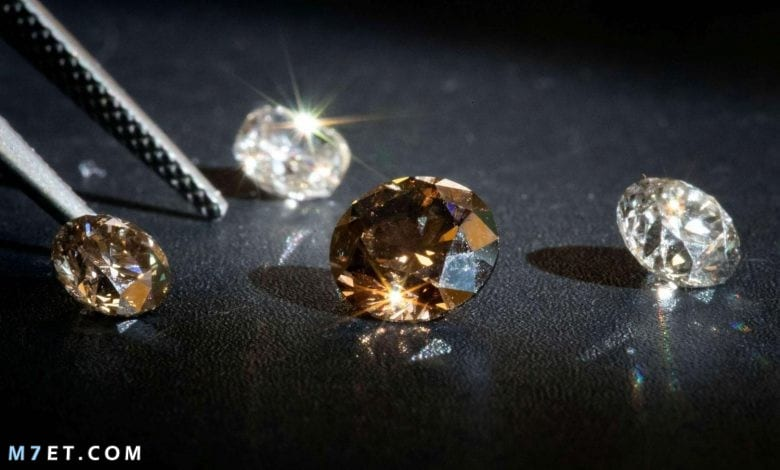 تعرف ما هو مصدر معدن الماس ؟