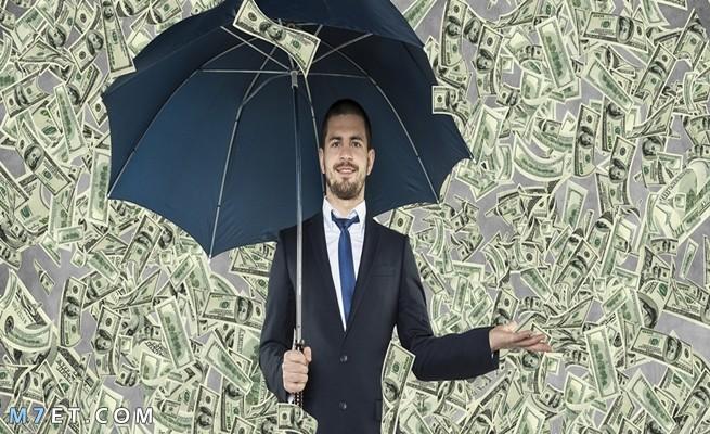 كيف تصبح مليونير في خمس خطوات فقط.