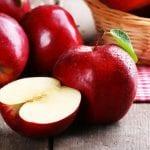 30 من فوائد اكل التفاح للبشرة على الريق