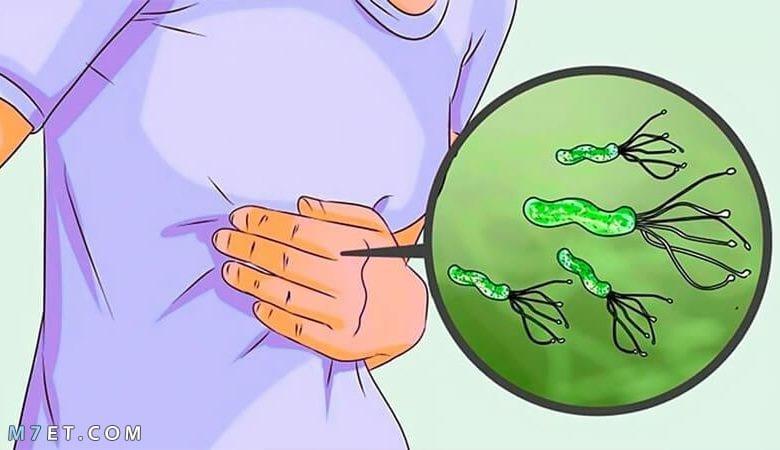 هل جرثومة المعدة تسبب الم في الظهر