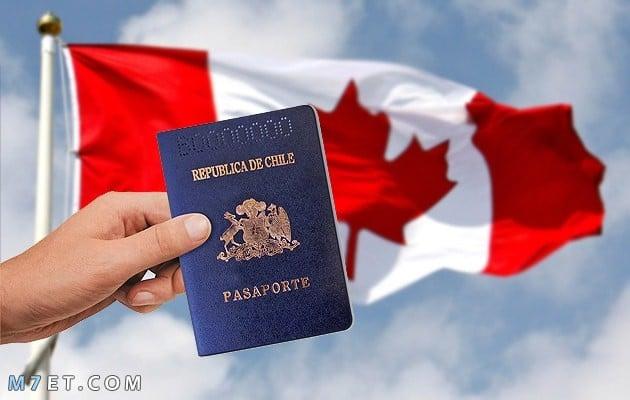 شروط الهجرة إلى كندا للمصريين 2021