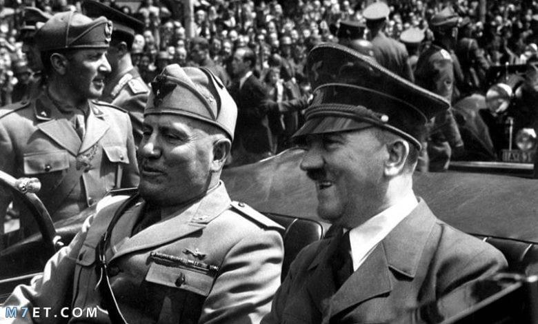 متى انتهت الحرب العالمية الثانية ؟