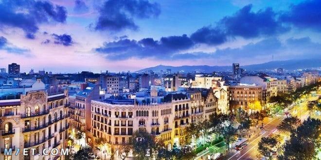 ماهي تكلفة السياحة في اسبانيا هذا العام