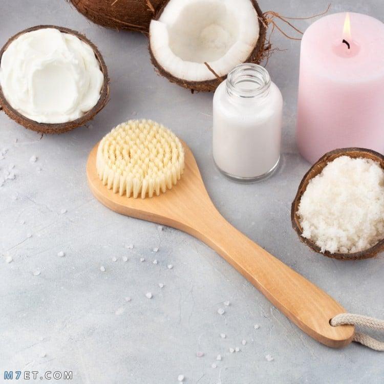 ملح الحليب للبشرة والجسم