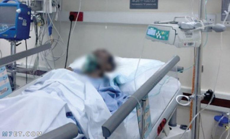 دعاء للمريض في المستشفى