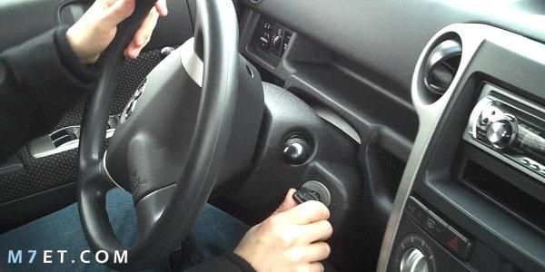 اعراض تلف كنترول السيارة