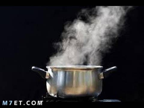 فوائد استنشاق بخار الماء والملح
