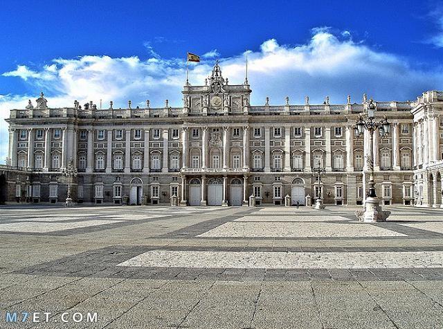 أهم 10 اماكن سياحية في اسبانيا مدريد